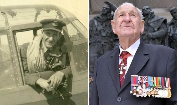 """Les Munro o último piloto da lendária """"Dambusters"""" morre aos 96 anos"""