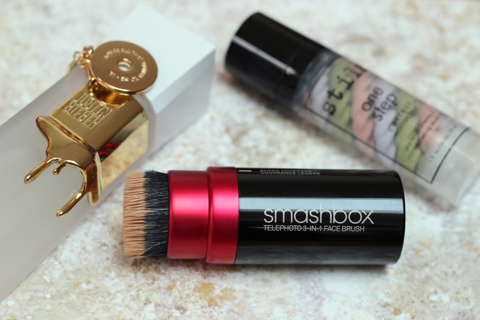 Bieber, Smashbox and Stila