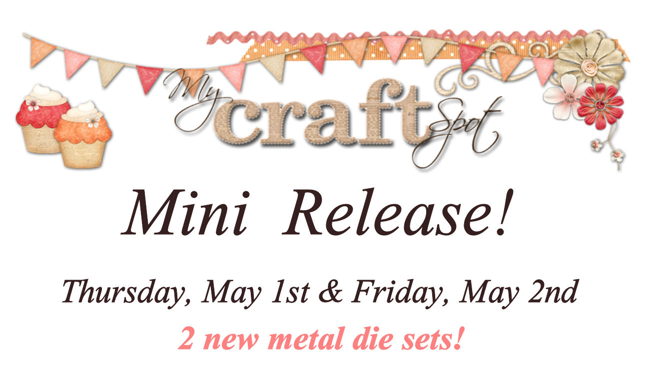 http://craftspotbykimberly.blogspot.com/2014/04/surprise-mini-release.html