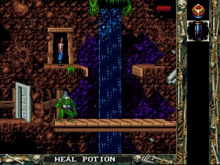 Game Blackthorne