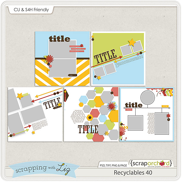 http://scraporchard.com/market/Recyclables-40-Digital-Scrapbook-Templates.html