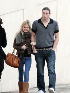 Football Stars: Andy Carroll Girlfriend Stacey Miller 2011