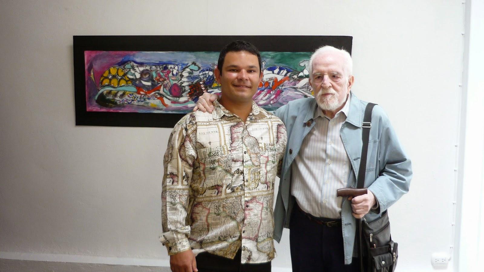 Israel Rojas Sánchez Urdimbre Visual 150 x 36,5 cm