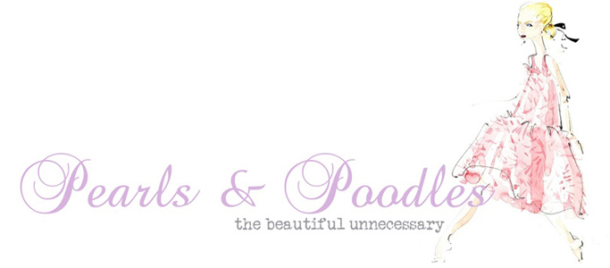 Pearls and Poodles | UK beauty, fashion and lifestyle blog