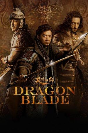 Poster Dragon Blade 2015