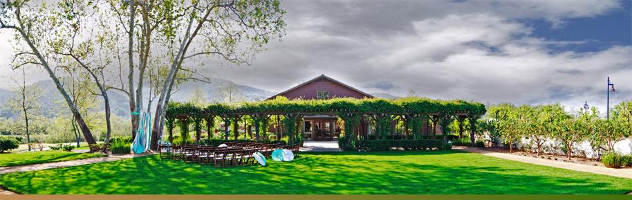 Rancho mission viejo wedding