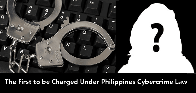 Karla Martinez Ignacio: the First to be Charged Under Philippines Cybercrime Law