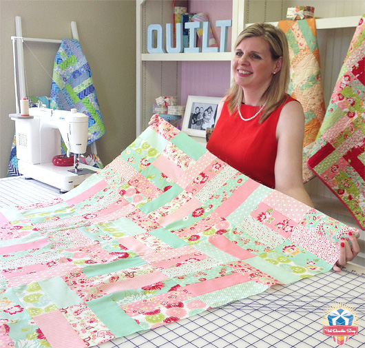 Fat Quarter Shop S Jolly Jabber How To Make The Jelly