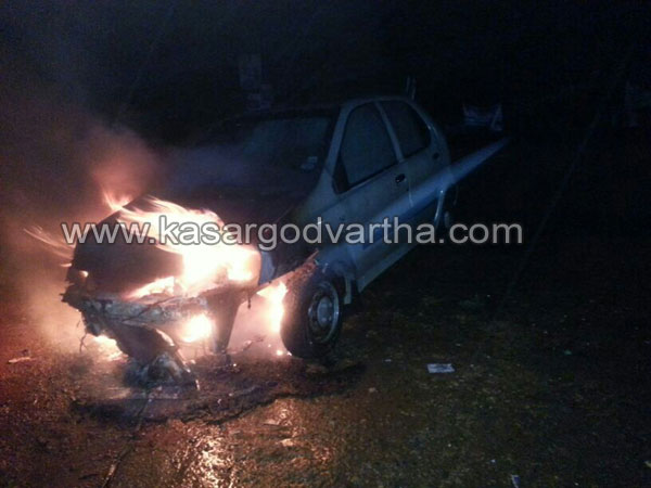 Car, Burn, Short Circuit, Kumbala, Arikady, Car, Car found set fired