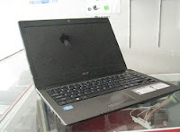 laptop core i3 bekas acer