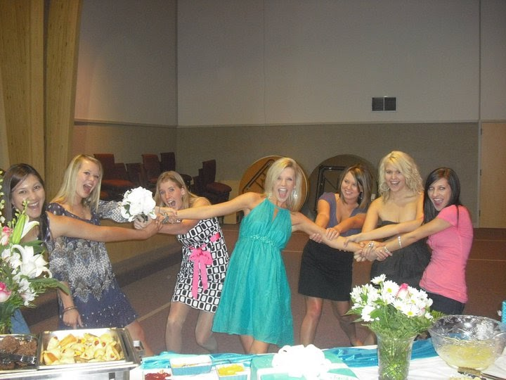 A Funny Thing Called Life: Tiffany Bridal Shower