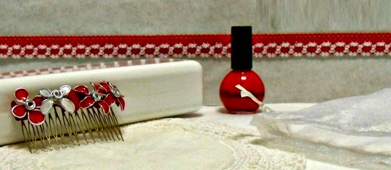 DIY, Flores de Alambre y Esmalte para Uñas