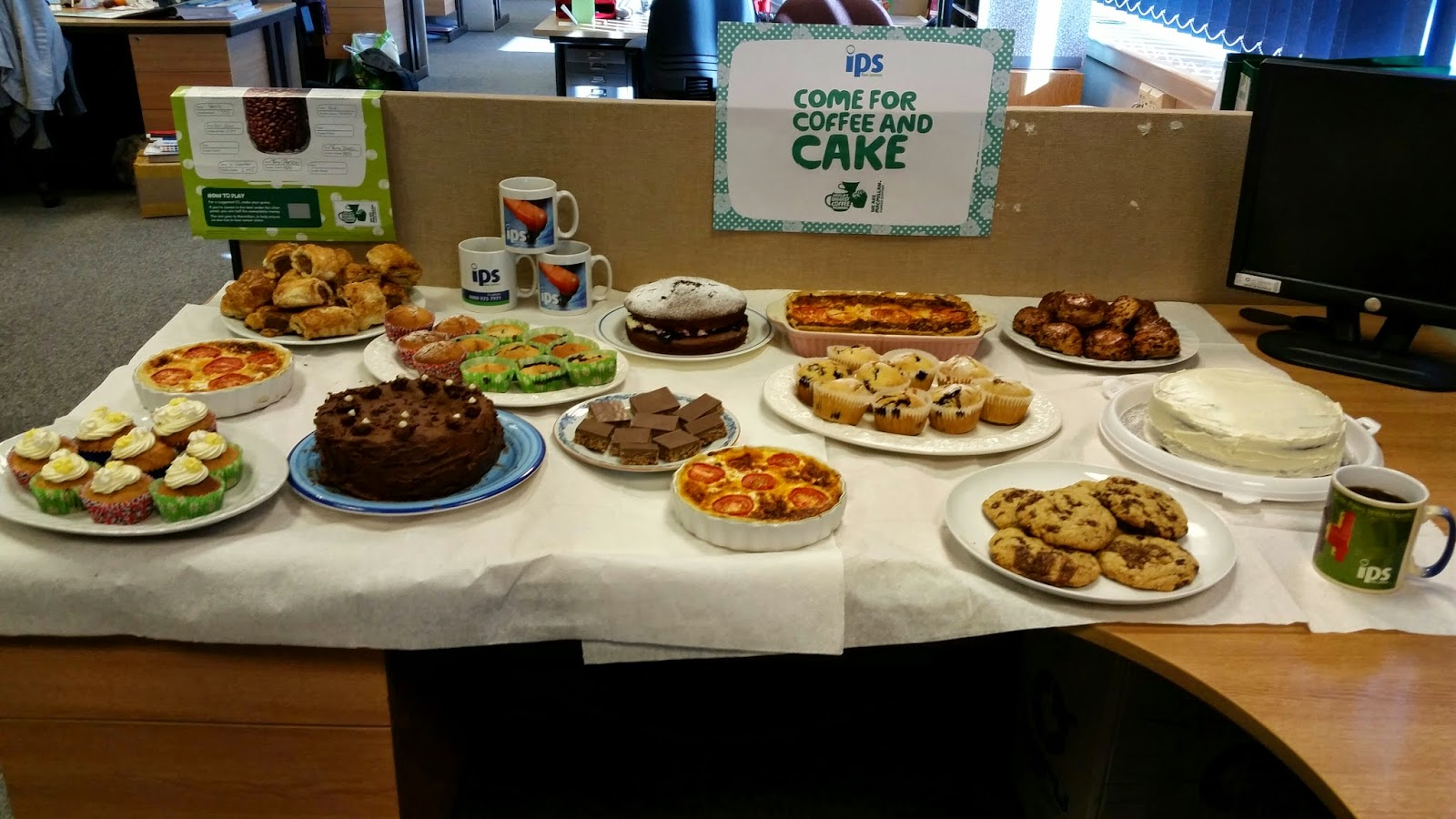 We're stuffed for Macmillan