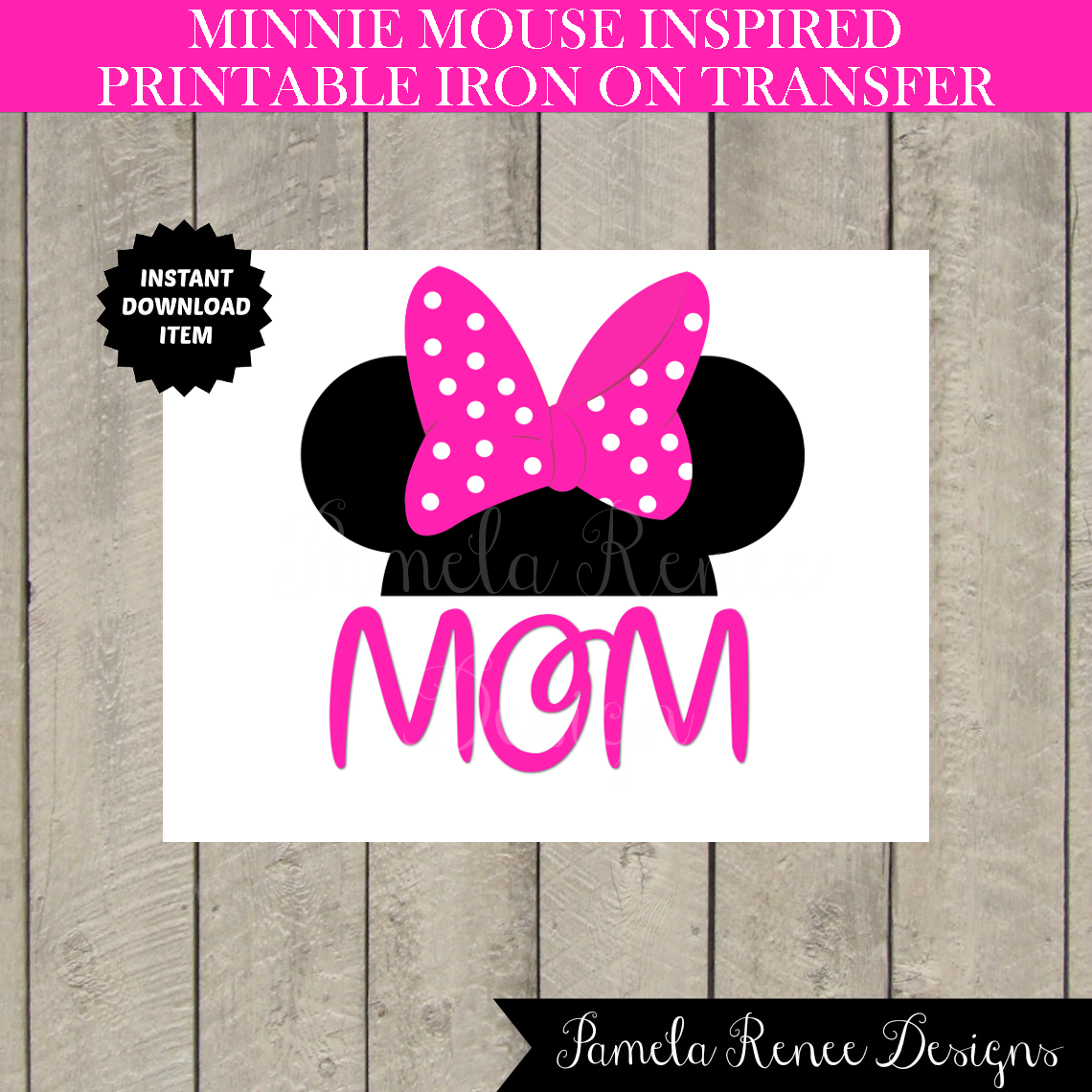 It is a picture of Ridiculous Printable Iron on Transfers