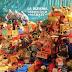 """Presentación del disco """"Chuquiago Market"""" de La Burkina."""