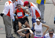 Boston Marathon 2012 Results: Brutal Heat Blemishes Historic Race