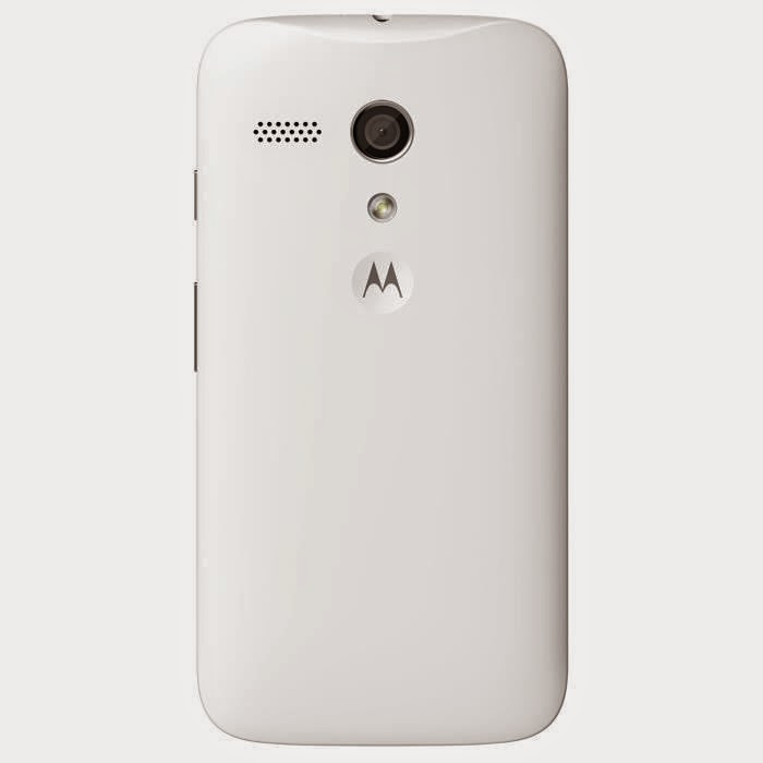Motorola G 4G Blanc - Smartphone 4G