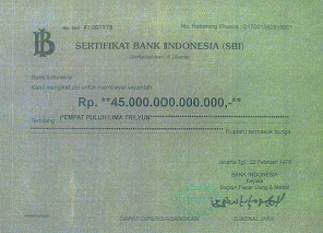 3 instrumen kebijakan moneter yang digunakan bak sentral