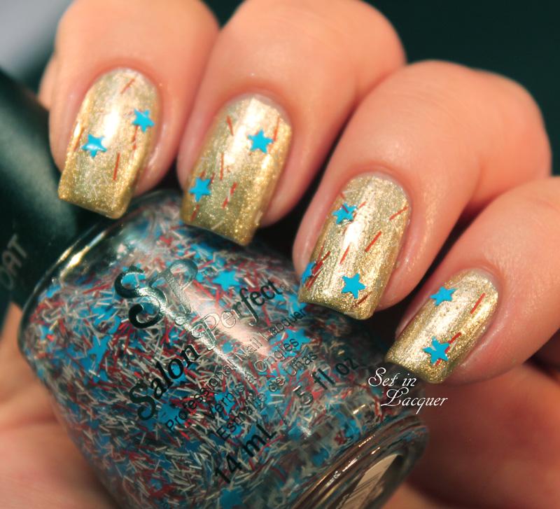 Salon Perfect Stars and Stripes