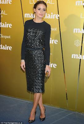 PRIX DE MARIE CLAIRE, STUART WEITZMAN, Olivia Palermo, premios, Marie Claire, moda femenina., moda mujer, calzado,