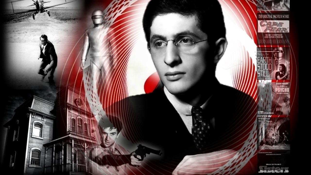 Bernard Herrmann - The London Studio Orchestra The London Studio Symphony Orchestra Alfred Hitchcock's North By Northwest
