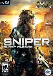 niper Ghost Warrior - Gold Edition