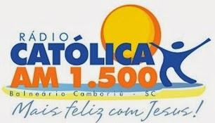 Rádio Católica AM de Balneário Camboriú ao vivo