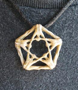 Pentaman pendant