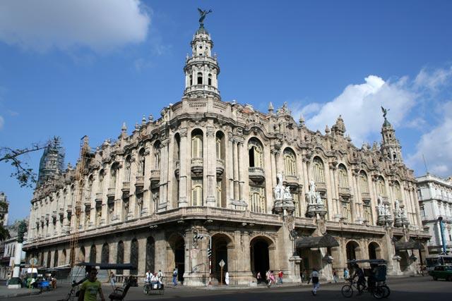 El Gran Teatro de La Habana reabrirá sus puertas el primero de enero de 2016