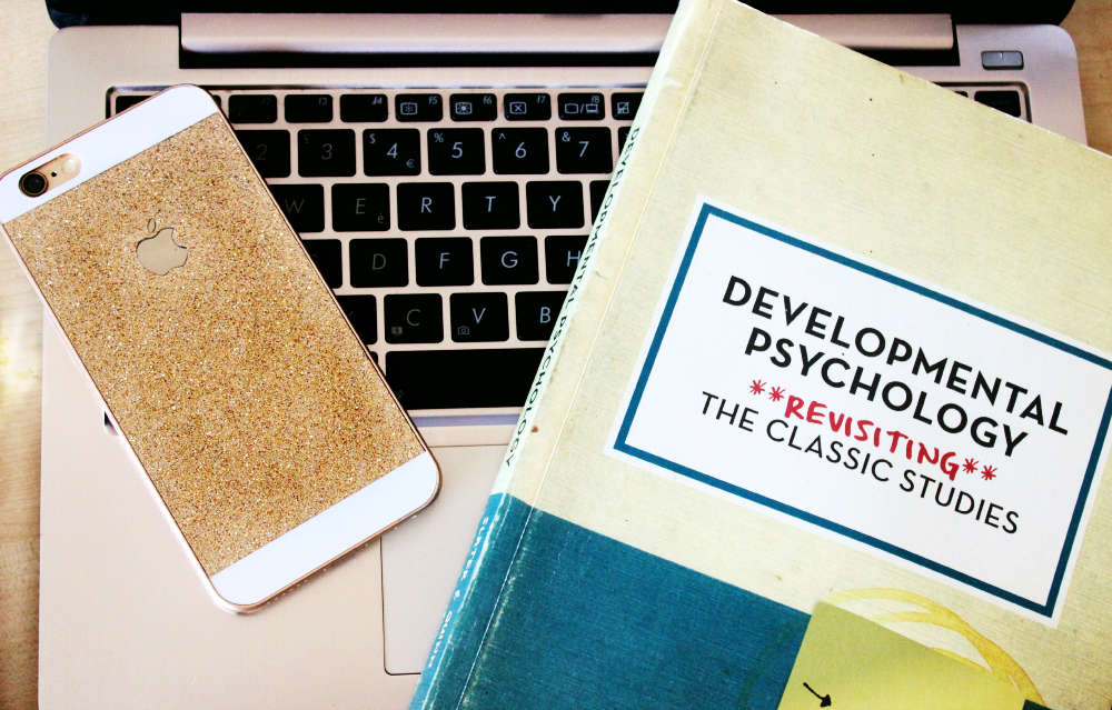 Uni course and experience developmental and educational psychology