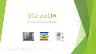 DCarsonCPA MFC on Linkedin