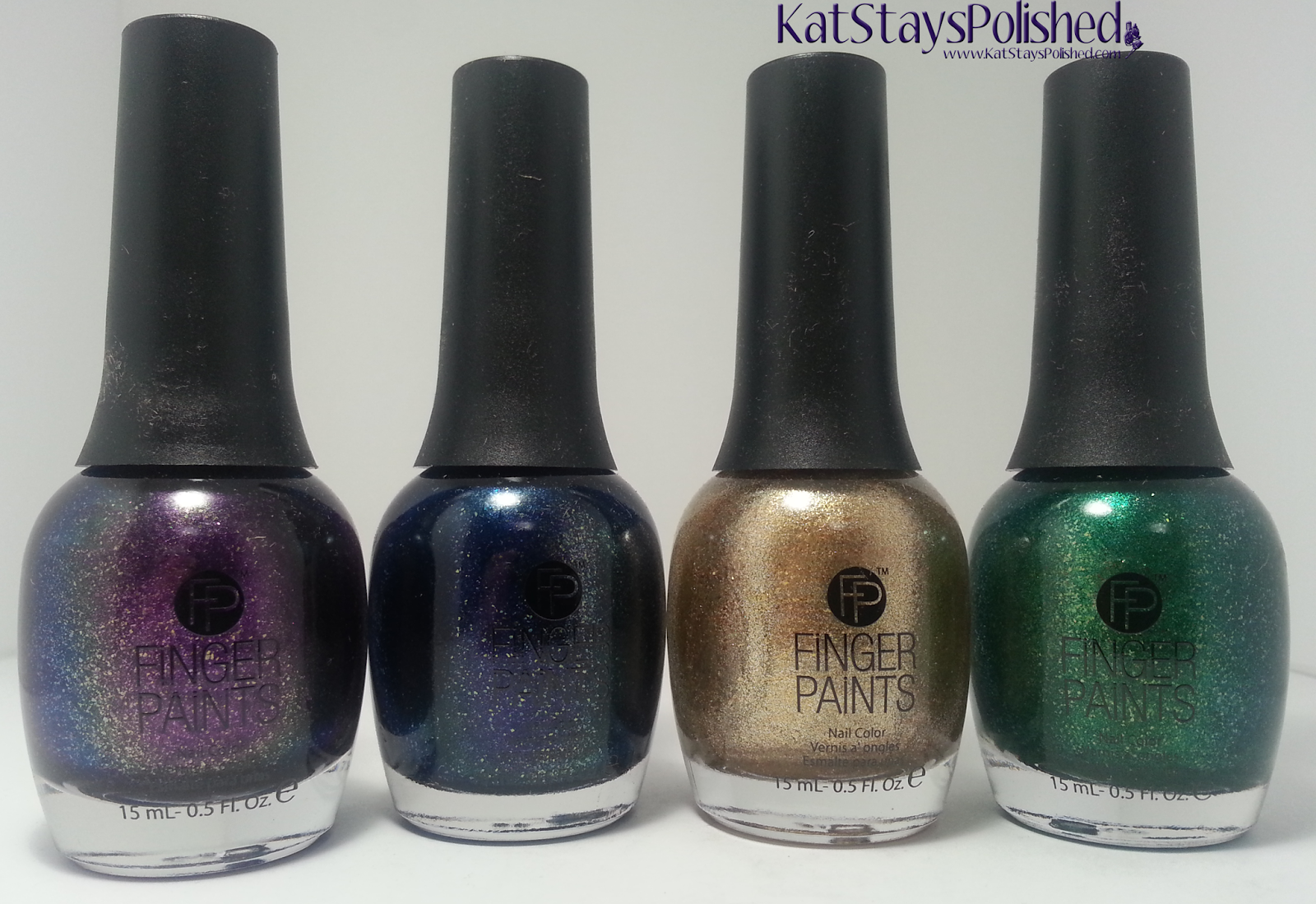FingerPaints Masquerade Affair | Kat Stays Polished