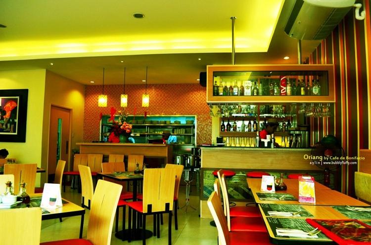 Oriang by Café de Bonifacio