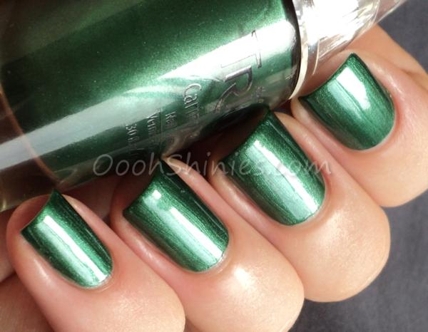 Trind Emerald Swirl
