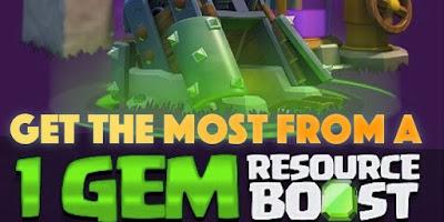 Cara Menggunakan Gems Untuk Boost Terbaik