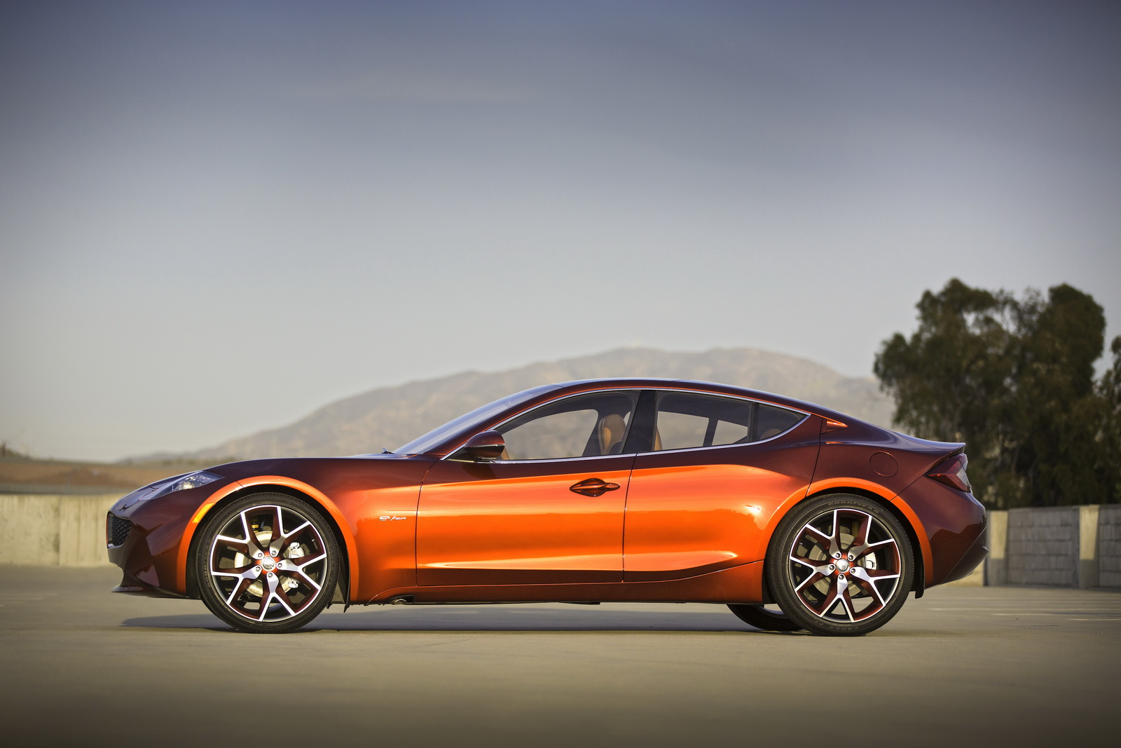 Fisker Automotive unve...