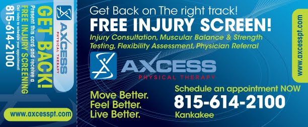 Axcess Physical Therapy News and Events