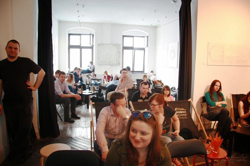 urodzinowe spotkanie Geek Girls Carrots Łódź