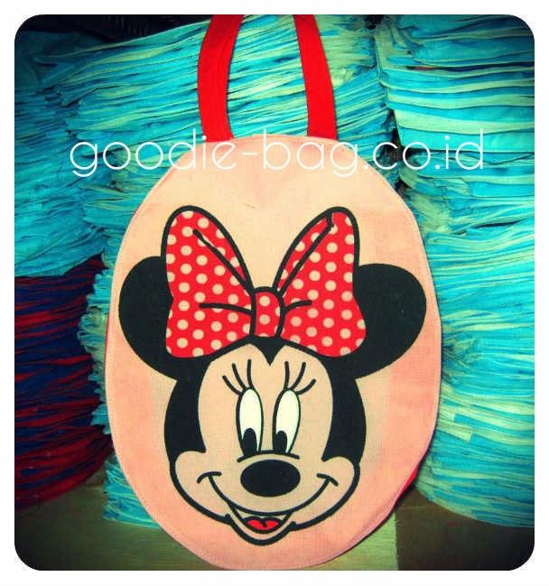 Tas Ulang Tahun Murah Minnie Mouse
