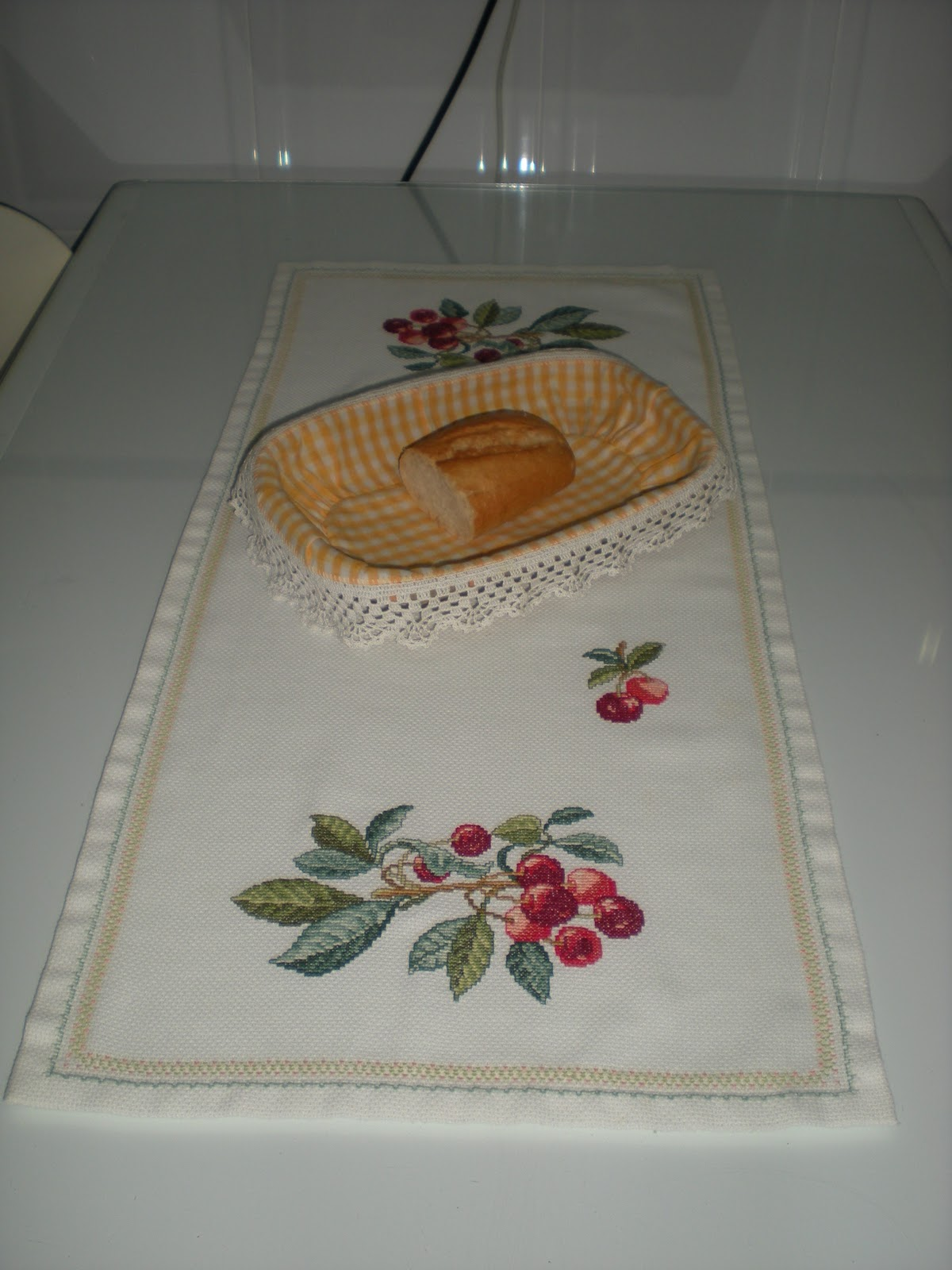 Arte con aguja - Cocinas hechas a mano ...