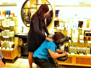Aveda Natural Look Salon Spa Queens Center Mall