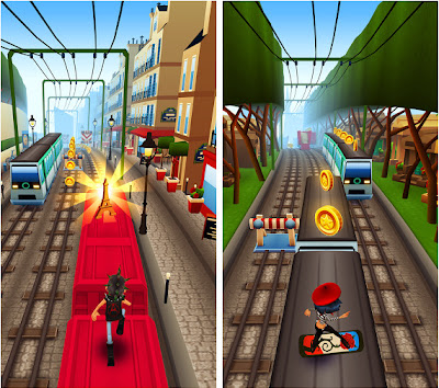 Subway Surfers Unlimited Money Game Android Cực Hot - 17928