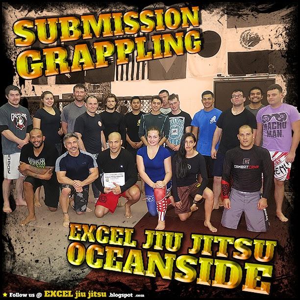 Submission Grappling Wrestling No-Gi Jiu-Jitsu Oceanside, CA