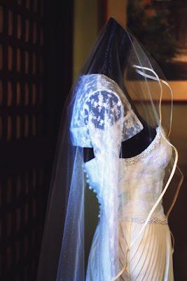 wedding at Bali-bali, Samal - gown