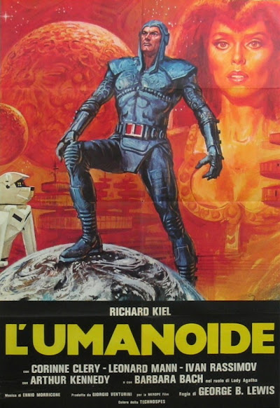 Chá de VHS - L'Umanoide (The Humanoid)