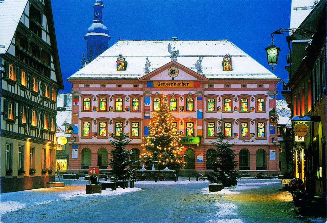 To Europe With Kids The Story Of The Adventskalender