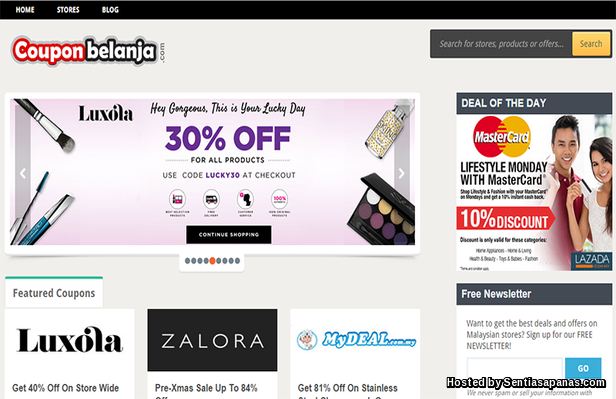 CouponBelanja - Coupon Codes For Malaysia
