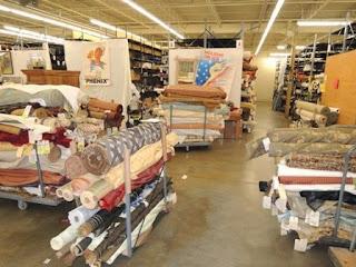 Wesco Fabrics, warehouse sale, fabric, jewelry, accessories