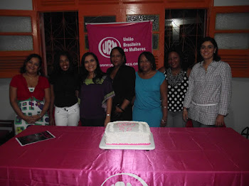 Coordenadoras da UBM