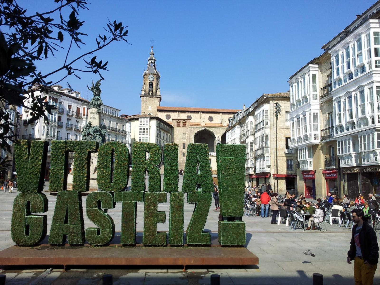 Vitoria-Gasteiz Spain  City pictures : ... Basque Private Tour Guide: European Green Capital Vitoria Gasteiz
